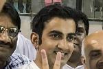 Gautam Gambhir becomes first World Cup winner after Kirti Azad to enter Lok Sabha