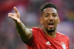 Coronavirus: Boateng fined for leaving Munich and visiting injured son 'without permission'
