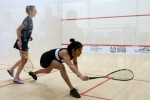 Joshna Chinappa advances to third round of British Open