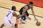 NBA Playoffs: Raptors defeat Bucks to earn first ever Finals berth