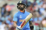 ICC World Cup: Lower-order need to be ready as top-order can go off in overcast conditions: Kohli
