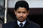 PSG president Nasser Al Khelaifi denies alleged corruption relating to IAAF World Athletics Championship