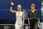 End of an era as Nicol David bows out
