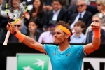 Nadal breaks 2019 duck by downing Djokovic for ninth Rome crown