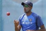 Ashwin set to play six games for Nottinghamshire