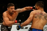 UFC Fight Night 152 results: Dos Anjos submits Lee; Heinisch outworks Junior