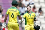 ICC World Cup 2019: Eng vs Aus, Warm-up: Smith's hundred and clinical show by bowlers help Australia beat England