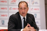 Stimac hopeful of doing great things for Indian football