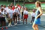 Good footwork most crucial for success on tennis court: Arantxa Sanchez Vicario