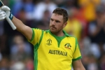 ICC World Cup 2019: Finch blasts joint-highest score of Cricket World Cup