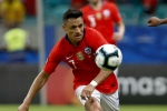 Copa America: Chile v Uruguay: Sanchez ankle injury to be assessed