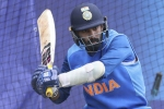 Karthik likely for India in shortened game; Shadab, Haris may come in for Pakistan