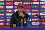 ICC World Cup 2019: Afghan captain threatens to leave presses midway when asked about fight at restaurant