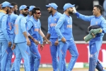 ICC World Cup 2019: A change of India's jersey colour at World Cup makes little difference