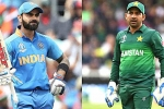 India hold 6-0 record over Pakistan in World Cup. Can they maintain streak?