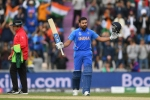 Rohit Sharma gives hilarious response when asked about his suggestions to struggling Pakistan side - Watch