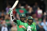 ICC World Cup 2019: Super Shakib inspires Bangladesh to thumping win over Windies