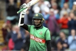 ICC World Cup 2019: Coming from a second-line side in world cricket, Shakib Al Hasan's feat is extra special