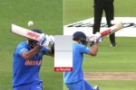ICC Cricket World Cup 2019: Virat Kohli 'walks' out, fumes in dressing room as replays suggest he was not out