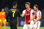 Juventus seal deal for Ajax's De Ligt
