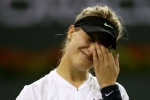 Bouchard squanders match point in Lausanne defeat