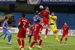 India dish out best performance in inconsequential match, hold Syria 1-1