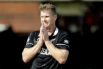 Jimmy Neesham's childhood coach passed away during super over of ICC WC 2019 final