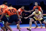 PKL 2019: U Mumba clinch opener against hosts Telugu Titans