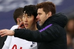 Pochettino compares 'icon' Son to Beckham