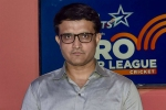 Sourav Ganguly slams India team selection for the tour of West Indies