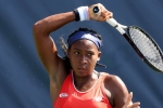 Gauff enjoys beating Barty in 'calm before the storm'