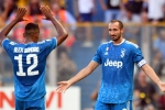 Parma 0-1 Juventus: Chiellini on target for reigning Serie A champions