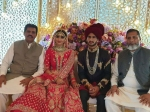 Hasan Ali ties the knot with India's Samiya Arzoo in Dubai, becomes fourth Pakistan cricketer to have an Indian bride