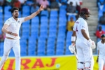 West Indies vs India, 1st Test, Day 2 Highlights: Ishant takes five to put India in command