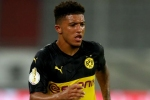 Rumour Has It: United and City to battle for Dortmund's Sancho