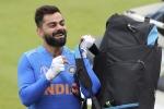 Virat Kohli says he find the net sessions