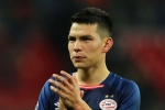 Mexican star Lozano completes transfer to Napoli