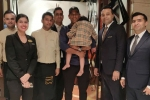 MS Dhoni returns after completing his stint with Indian Army, reunites with daughter Ziva