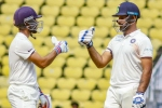 Rahane, Vihari hit half centuries in drawn warm-up game against West Indies A