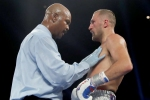 Kovalev survives Yarde scare to defend WBO title
