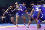 PKL 2019: Siddharth Desai guides Telugu Titans to easy win over Haryana Steelers