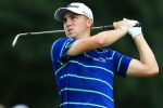 Thomas retakes East Lake lead as lightning cuts short round three