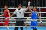 World Boxing Championships: Amit Panghal creates history by entering finals; Manish Kaushik settles for bronze