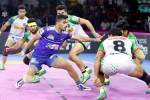 PKL 2019: Haryana Steelers beat Patna Pirates 39-34
