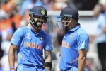 Virat Kohli reveals the real reason behind his Instagram post on MS Dhoni