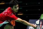Lakshya Sen wins Belgian International badminton title
