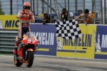 MotoGP analysis: How Marquez reigned in at Motorland ahead of Dovizioso and Miller