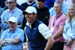 McIlroy scrambles to make Wentworth cut as Rahm, Willett lead