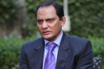 Former India captain Mohammad Azharuddin files nomination for HCA president's post