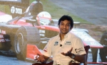 Narain Karthikeyan clinches podium finish in Autobacs Super GT series